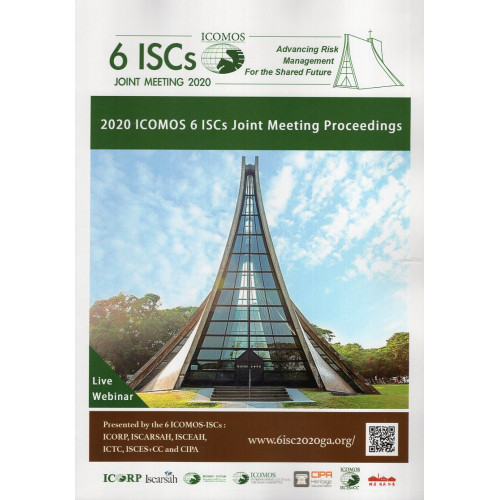 2020 ICOMOS 6ISCs Joint Meeting