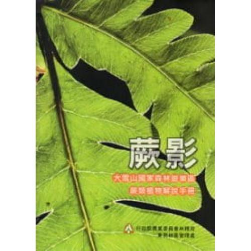 蕨影:大雪山國家森林遊樂區蕨類植物解說手冊