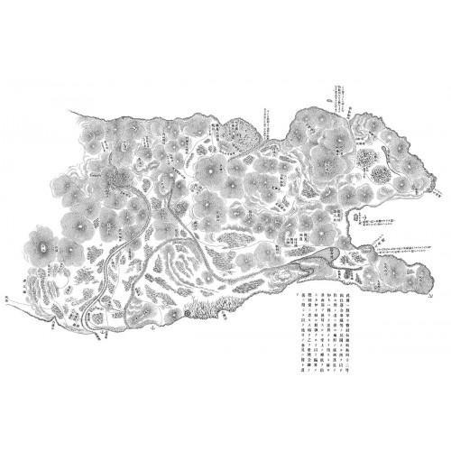 臺灣南部圖