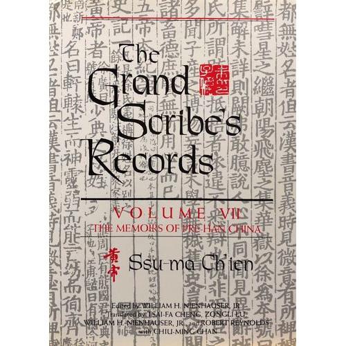 The Grand Scribe's Records, vol. 7   史記英譯,卷7