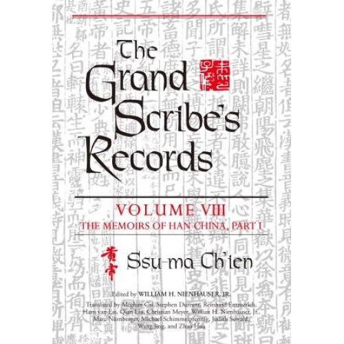 The Grand Scribe's Records, vol. 8  史記英譯,卷八