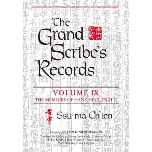 The Grand Scribe's Records, vol. 9   史記英譯,卷九