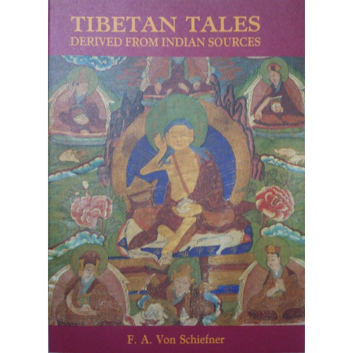 Tibetan Tales, Derived from Indian Sources   西藏的童話,自印度的源起