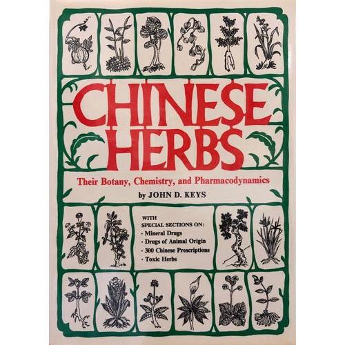 Chinese Herbs  中國草藥
