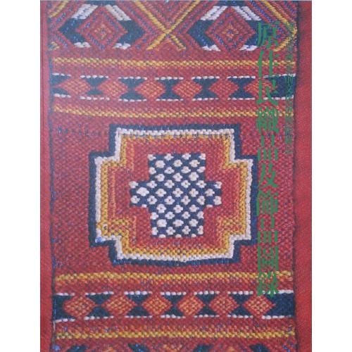 原住民織品及飾品圖錄(平)