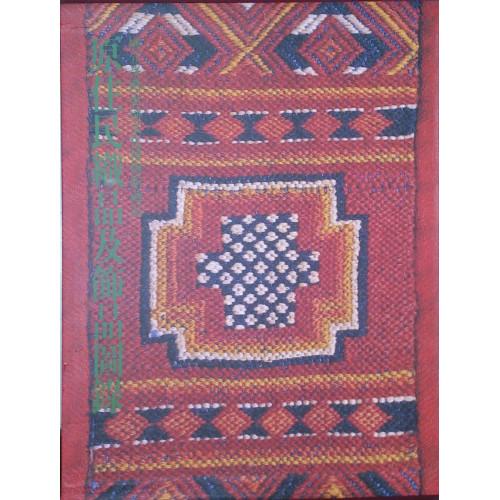 原住民織品及飾品圖錄(精)