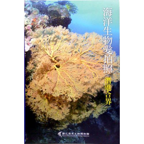 海洋生物愛拍照-潛進合界 (精)