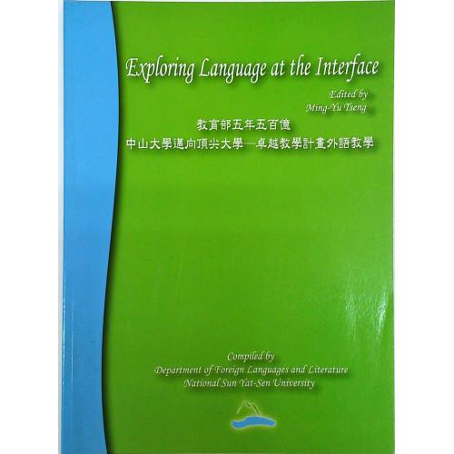 Exploring language at the interface