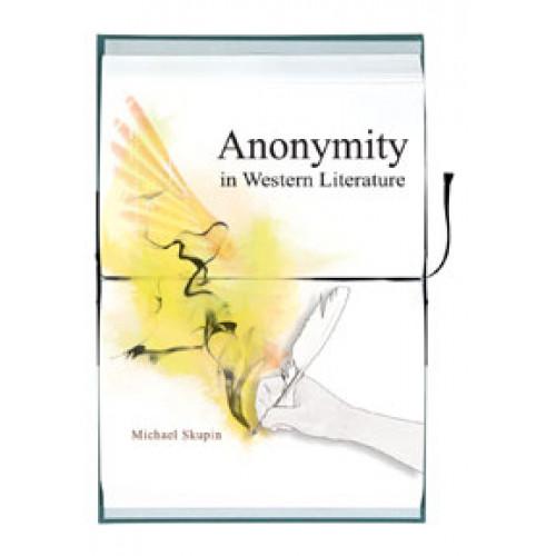 Anonymity in Western Literature